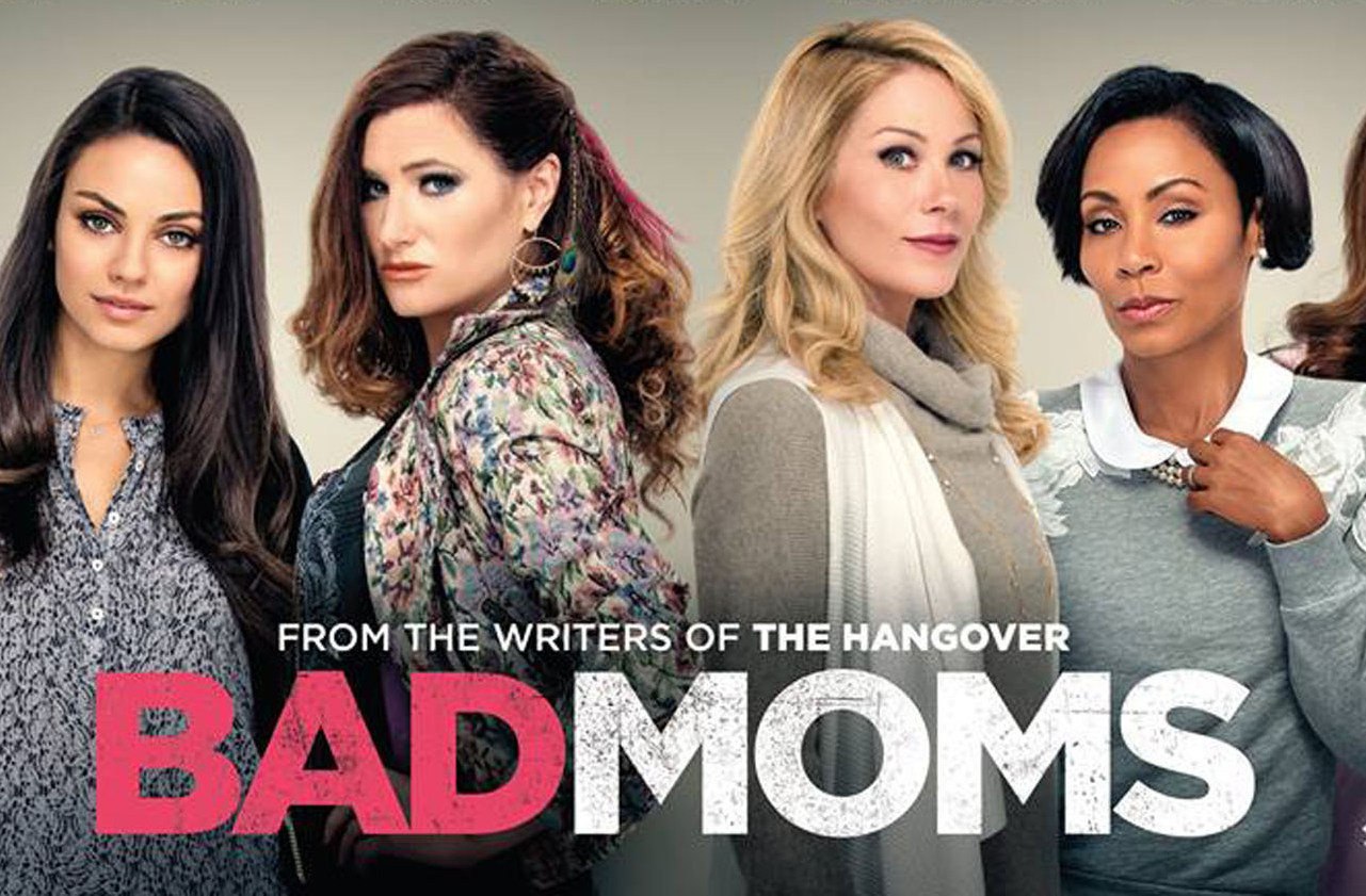 Bad Moms Movie Review - Newslibre