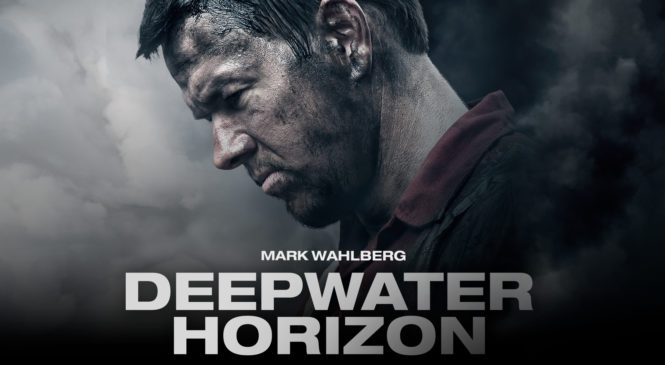 Deepwater Horizon 2016 Movie Review