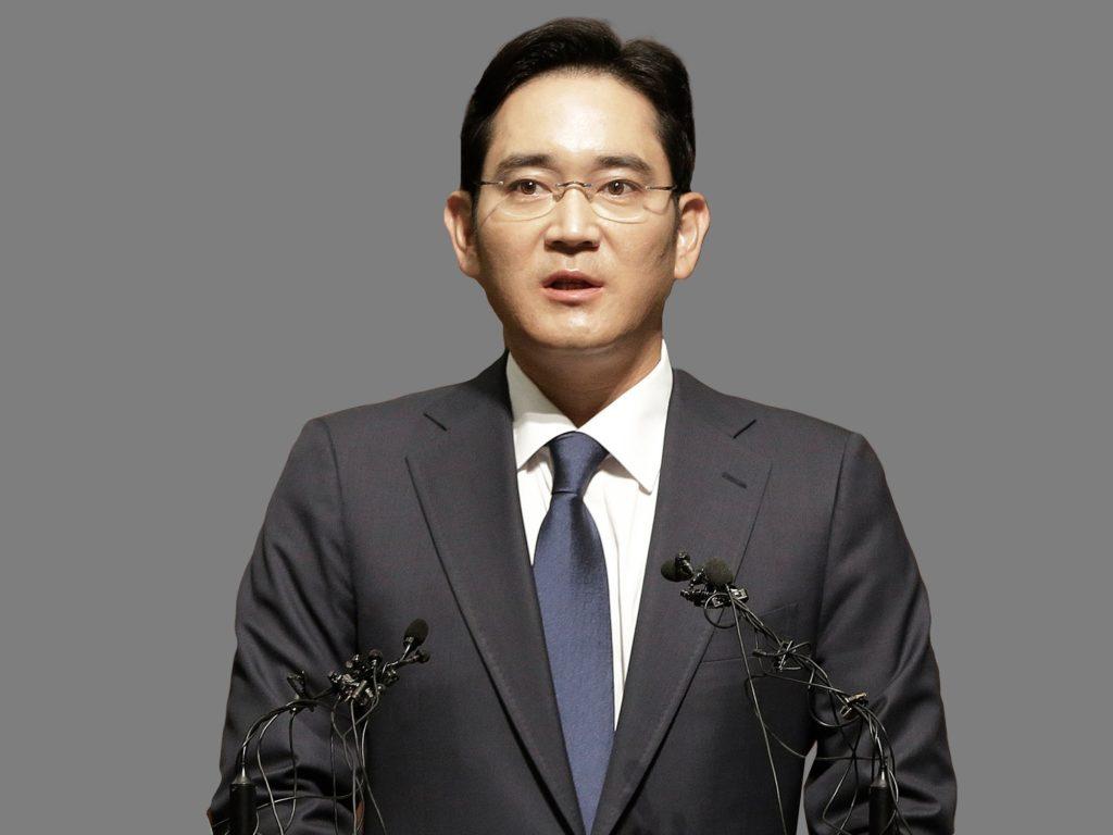 Samsung Heir Sentenced to 5 Years In Jail - Newslibre