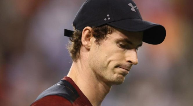 Andy Murray Out of US Open Due to Hip Injury