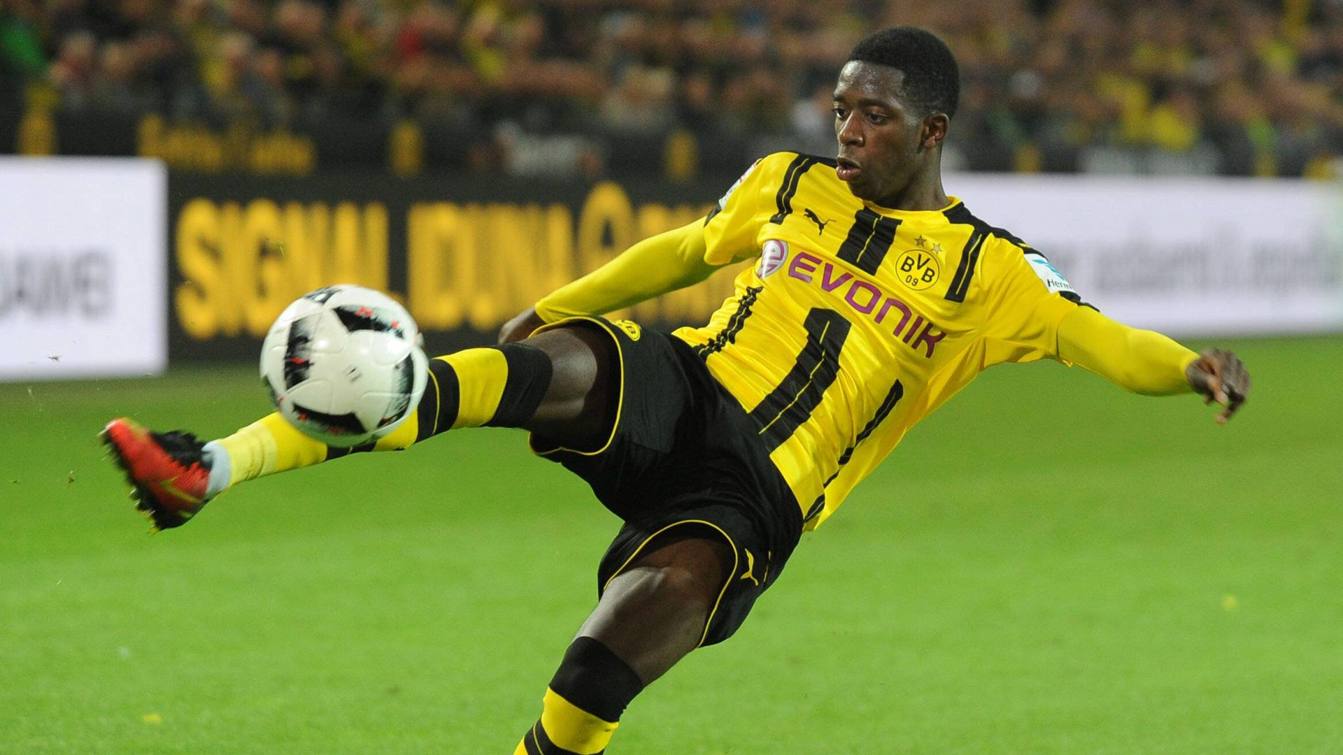 Barcelona Sign Ousmane Dembele for £97m - Newslibre