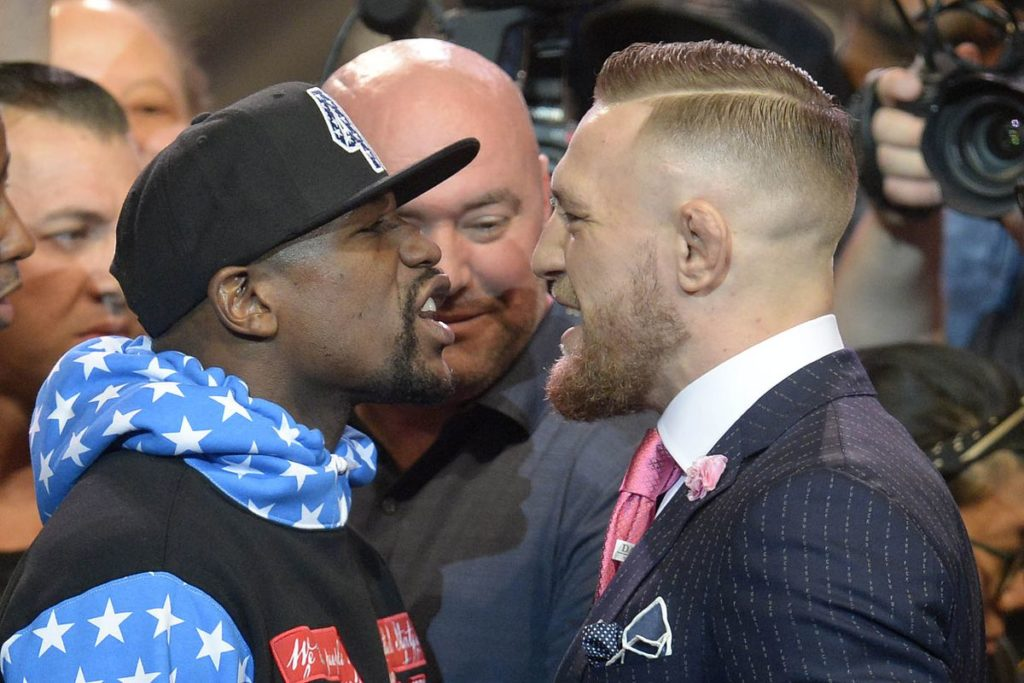 Mayweather vs McGregor - Newslibre