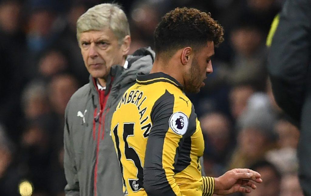 Alex Oxlade-Chamberlain May Leave Arsenal - Newslibre