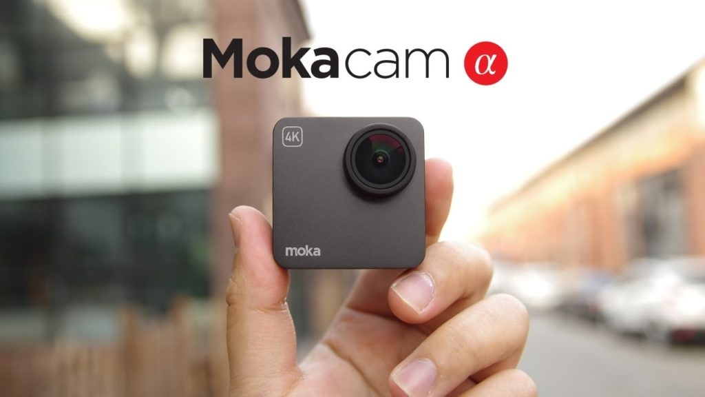 Mokacam – The World's Smallest 4K Camera - Newslibre