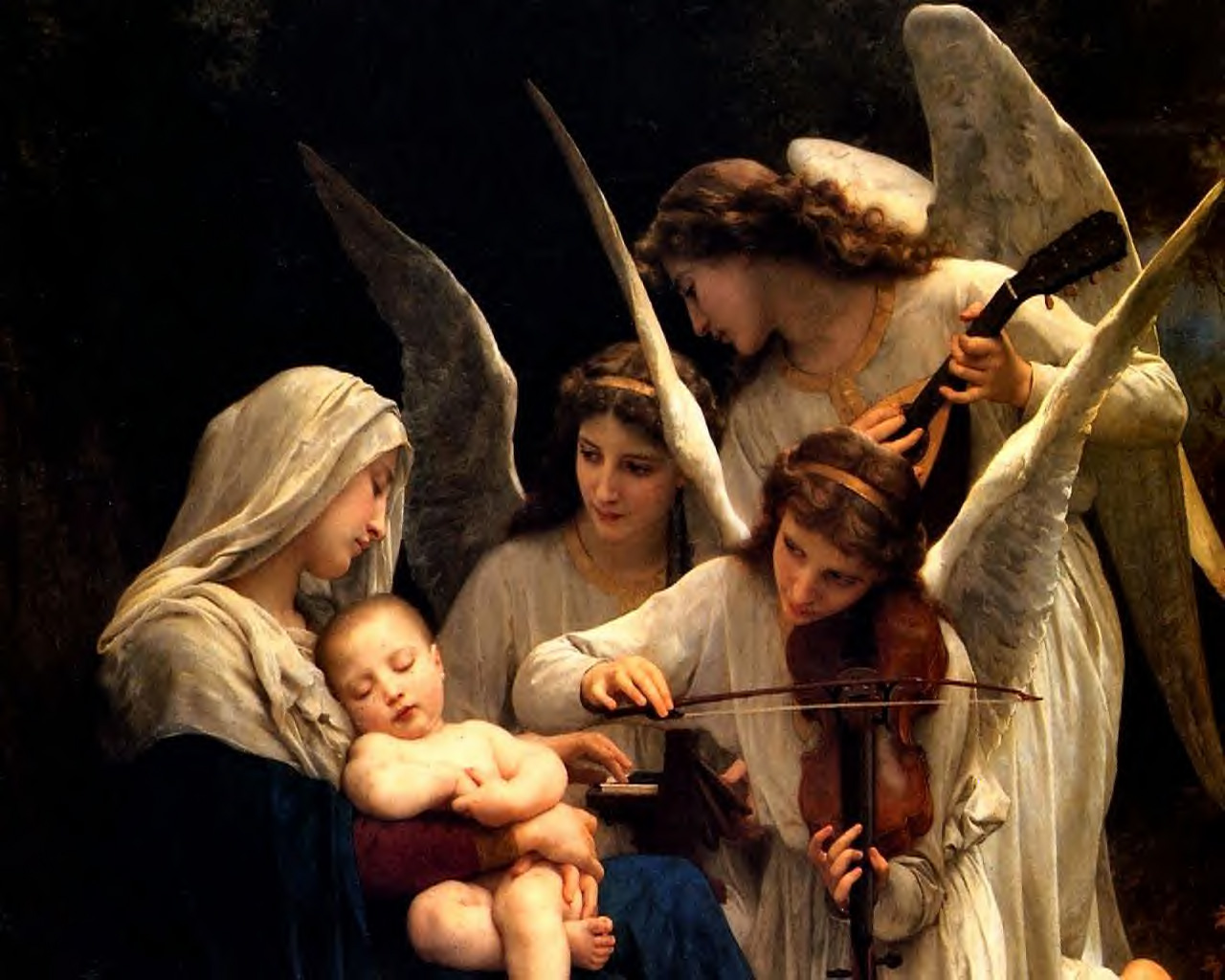 The Blessed Virgin Mary's Dream - Newslibre