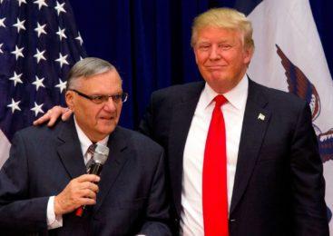 Trump Pardons Joe Arpaio, a former Arizona Sheriff