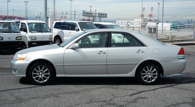 Review: 2004 Toyota Mark II Grande - newslibre.com