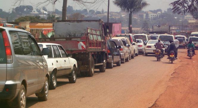 The Demon That's Possessing Kampala Traffic Jam