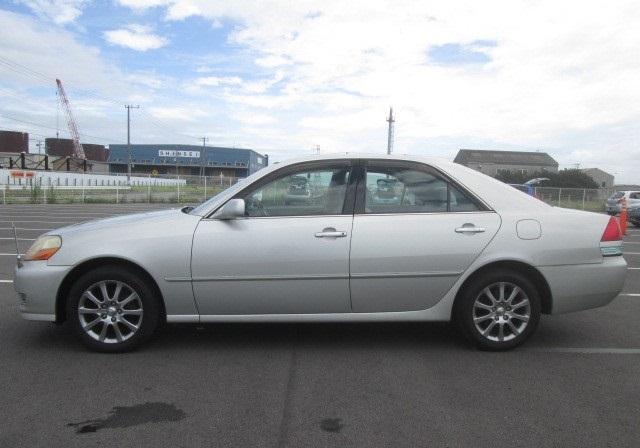 Review 2004 Toyota Mark Ii Grande Newslibre