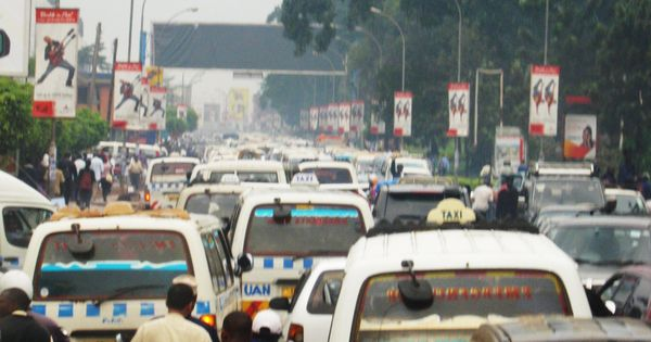The Demon That's Possessing Kampala Traffic Jam - newslibre.com