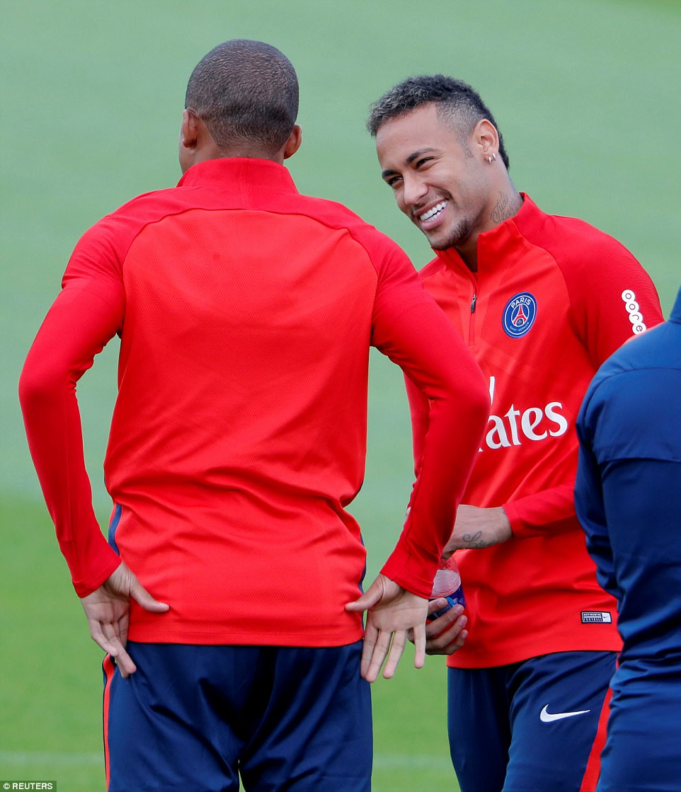 PSG's Multi-million Pair Set to Play Together this Friday 1
