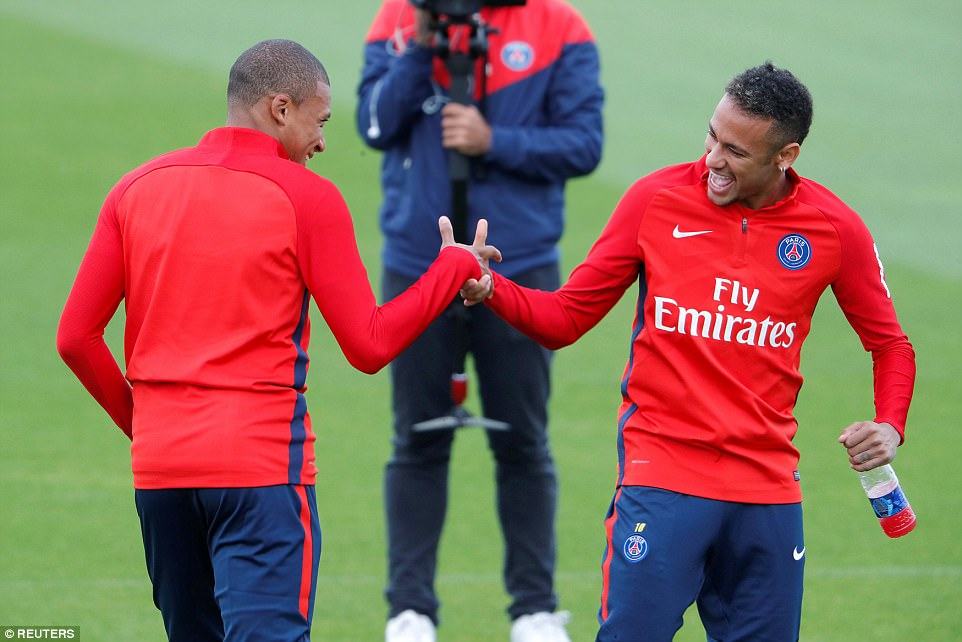 PSG's Multi-million Pair Set to Play Together this Friday - Newslibre
