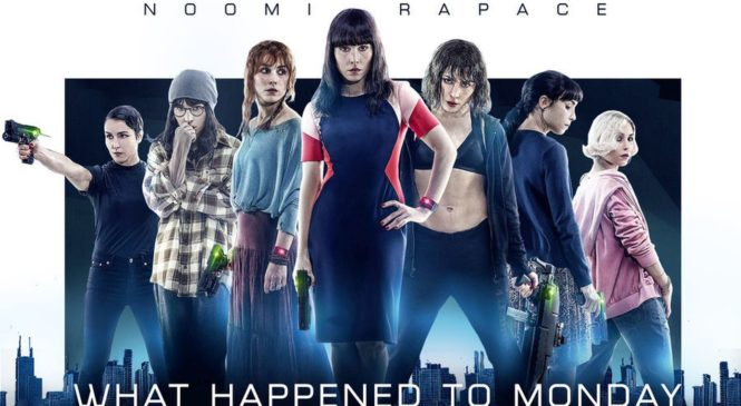 Movie Review: What Happened to Monday