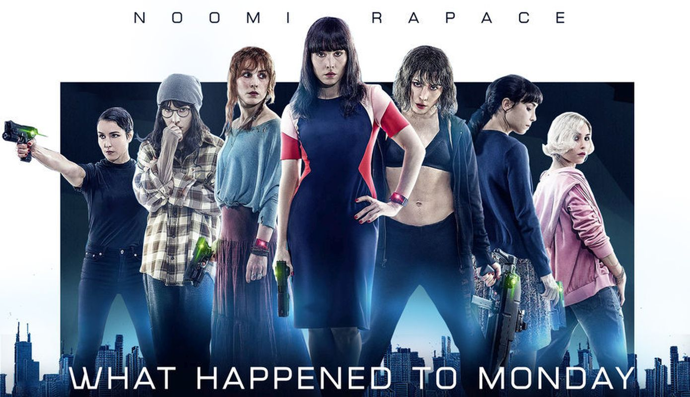 Movie Review What Happened to Monday - Newslibre