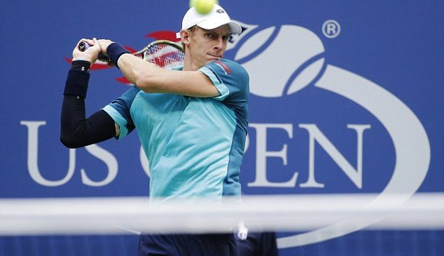 The US Open Final matches Kevin Anderson against World No 1 Rafael Nadal