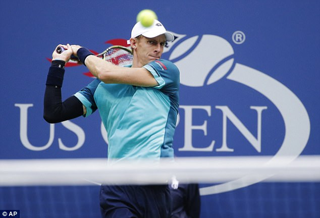 The US Open Final matches Kevin Anderson against World No 1 Rafael Nadal 6
