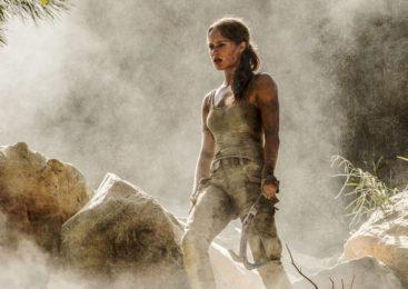 Lara Croft Tomb Raider Reboot 2017 Trailer