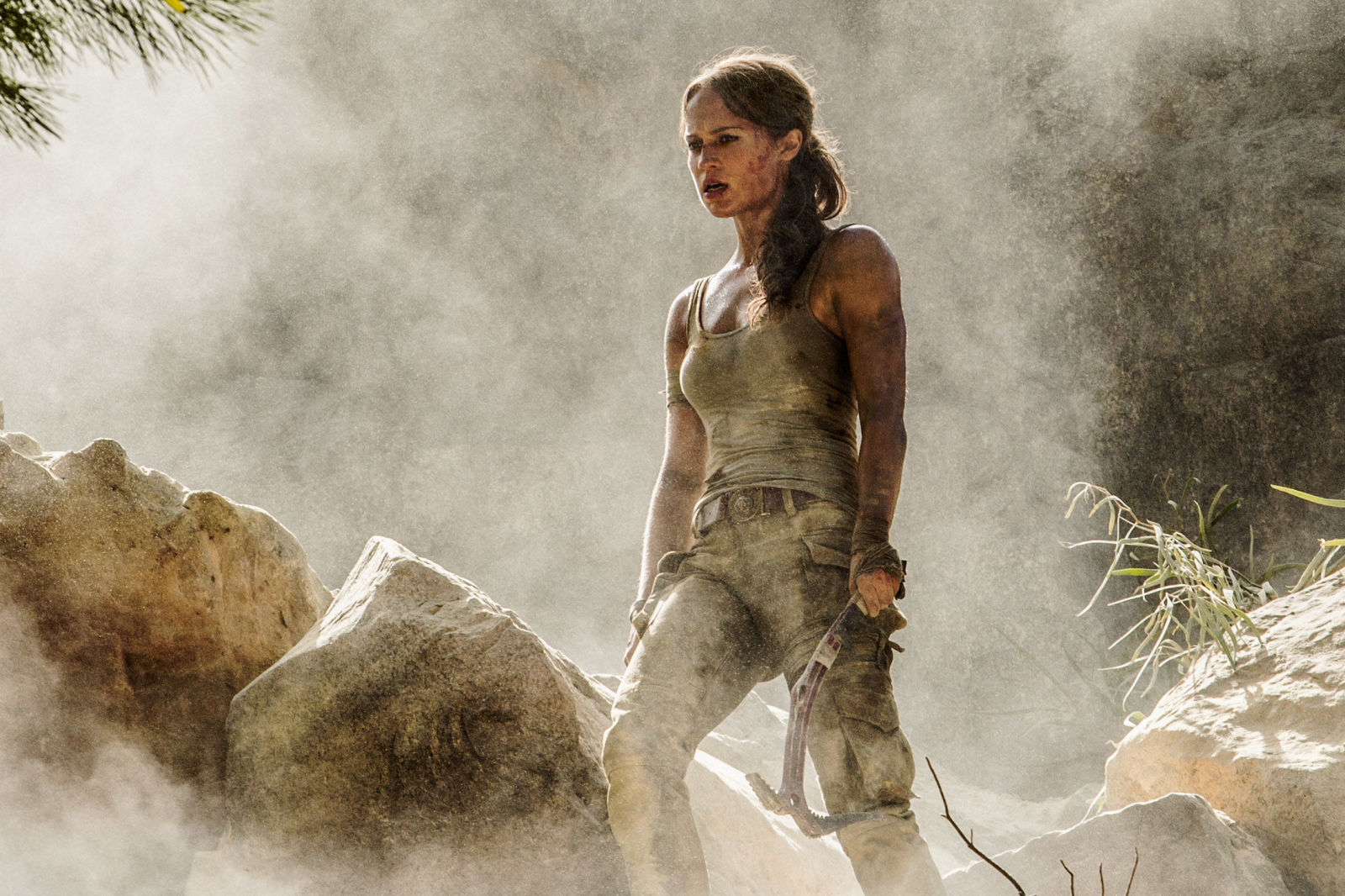 Tomb Raider 2017 First Trailer - Newslibre