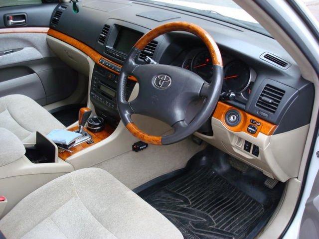 Review: 2004 Toyota Mark II Grande - newslibre.com