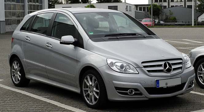 REVIEWS BY IAN PAUL: 2008 Mercedes Benz B170 (Sports Package)