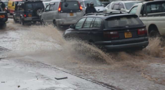 Why it Rains & Kampala Jams