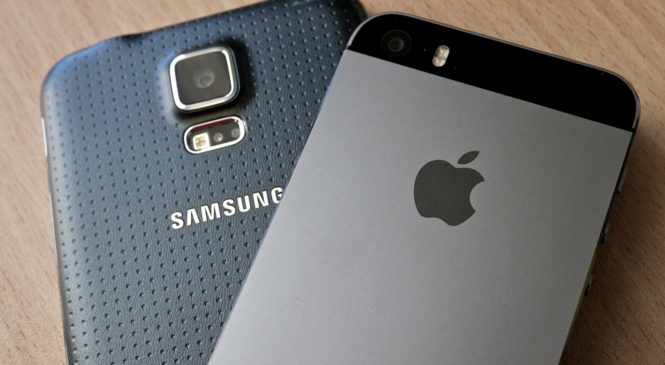 Apple and Samsung Are Gearing up for Another Court Battle