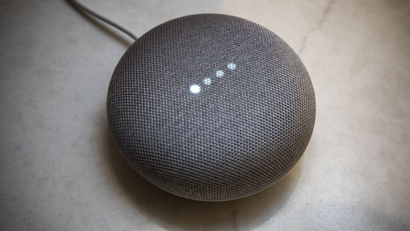 Google's Home Mini Drops Top Touch Function - Newslibre