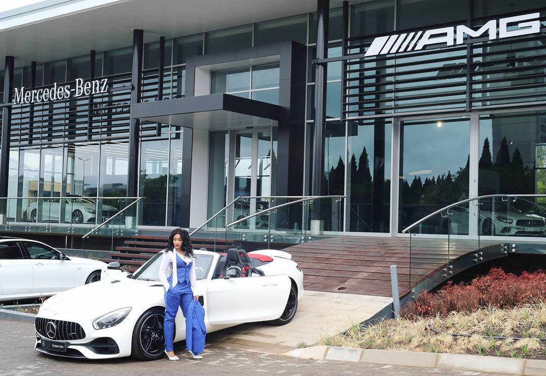 Zari Hassan Closes Deal With Mercedes Benz – AMG | Newslibre.com