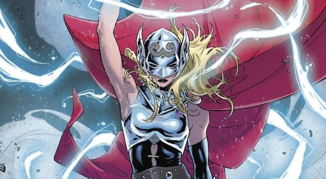 Is Marvel Getting a Female Thor?