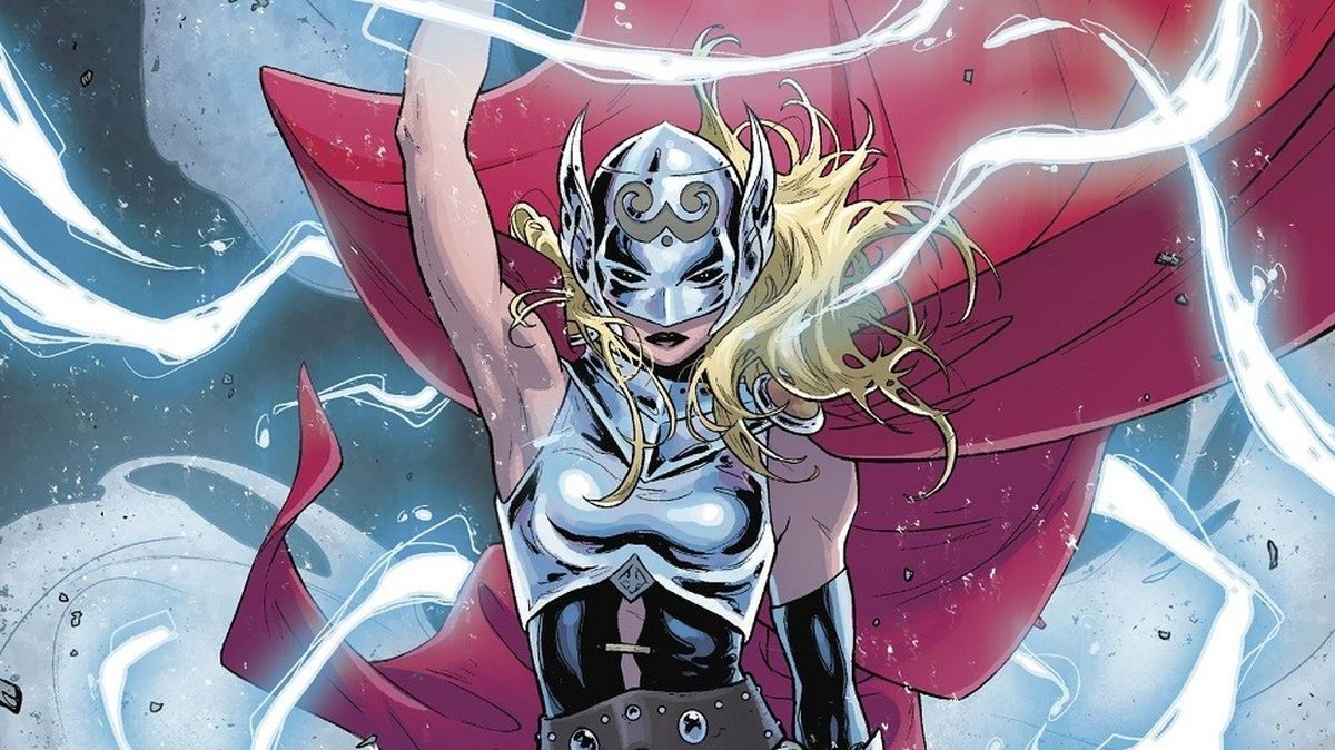 Is Marvel Getting a Female Thor - Newslibre