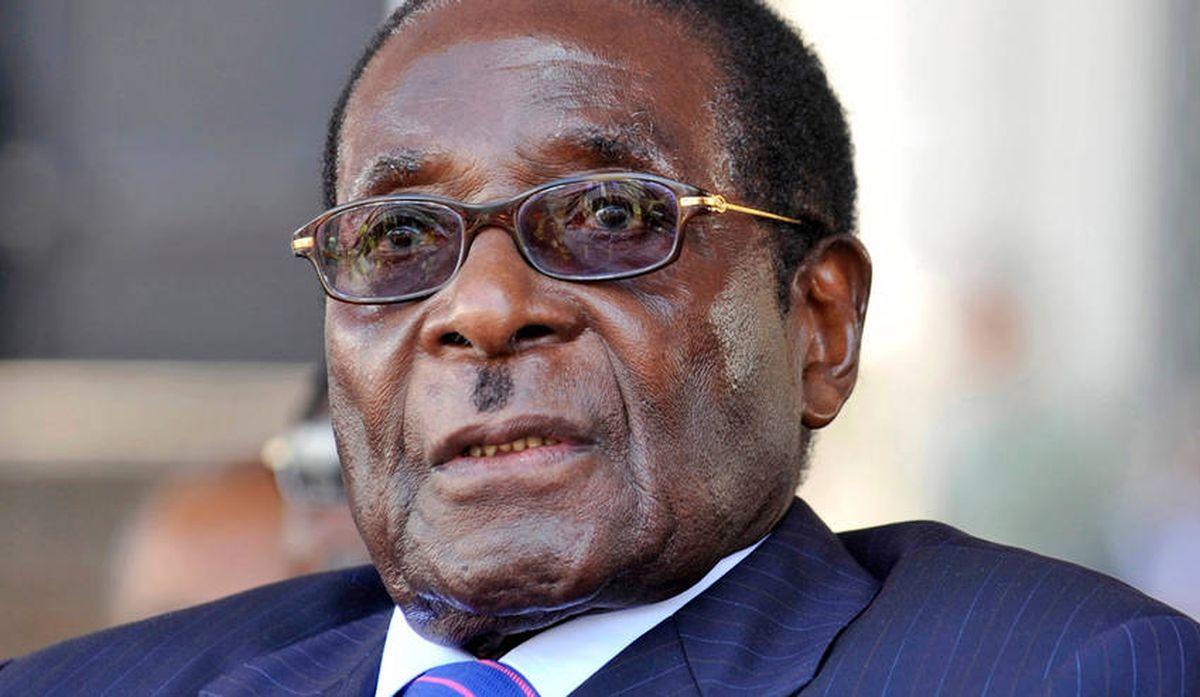 Robert Mugabe Named WHO Goodwill Ambassador - Newslibre