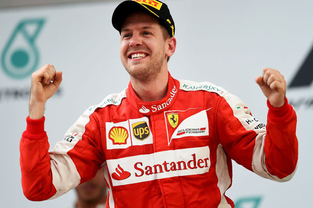 Sebastian Vettel Fastest at Japanese Grand Prixb- Newslibre
