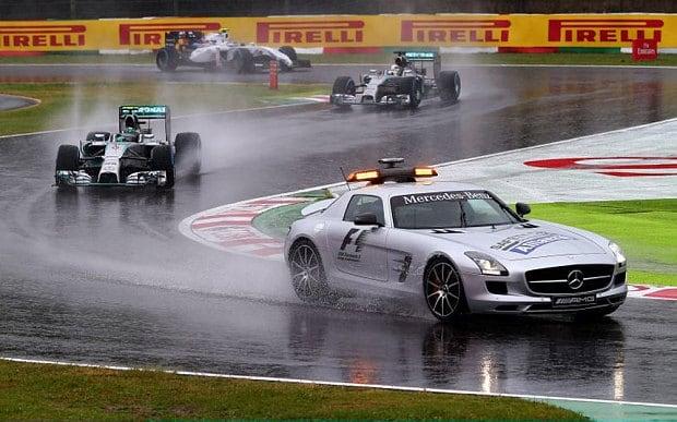 Sebastian Vettel Fastest at Japanese Grand Prixb- Newslibre