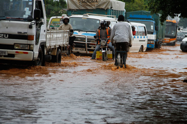 Why it Rains & Kampala Jams | Newslibre.com