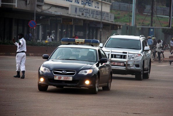 The Arrogance of Ugandan VIP & Police Escort Drivers – newslibre.com