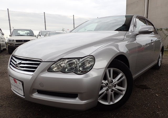 REVIEWS BY IAN PAUL: 2007 Toyota Mark X | Newslibre.com