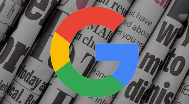 Google Flooding the Internet With Fake News