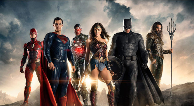 "MOVIE REVIEW: ""JUSTICE LEAGUE"" – A Beacon of Hope"