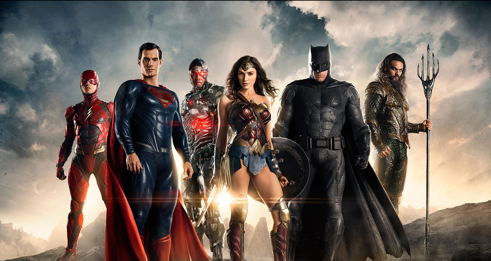 "MOVIE REVIEW: ""JUSTICE LEAGUE"" - A Beacon of Hope 
