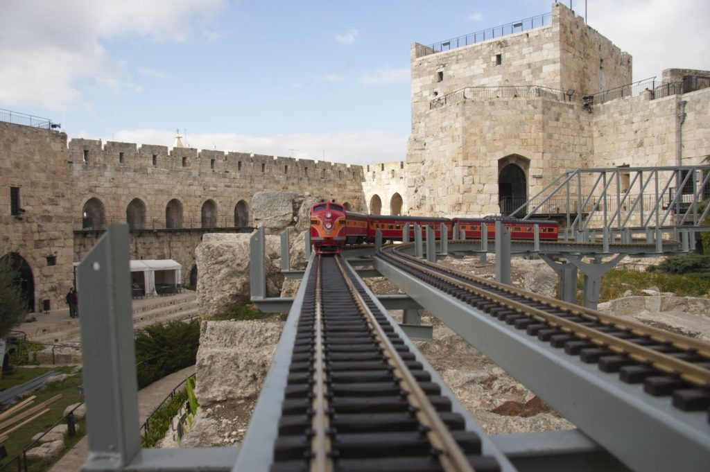 Israel Minister to Name New Jerusalem Train Station After Trump - Newslibre