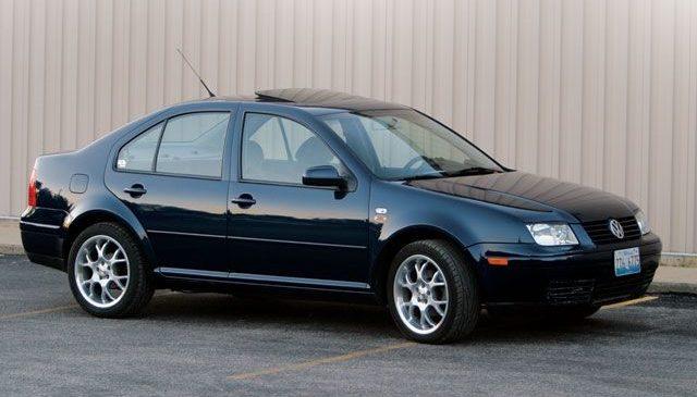 REVIEWS BY IAN PAUL: 2002 Volkswagen Bora