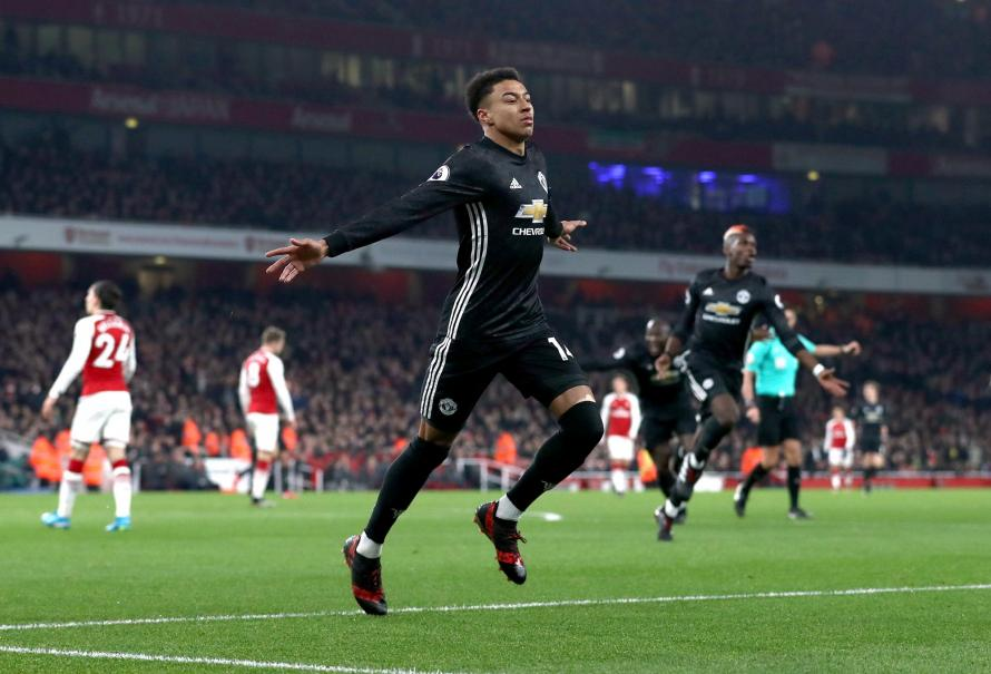 Jesse Lingard Always Coming In to Rescue United | Newslibre