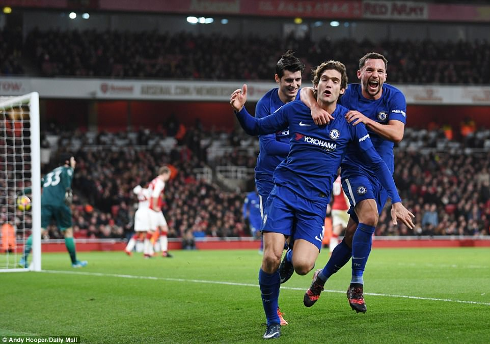 Arsenal And Chelsea Share The Spoils In The London Derby | Newslibre