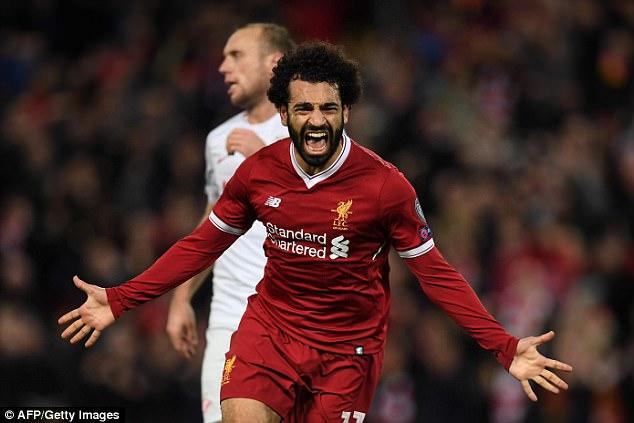 Liverpool Ace Mohamed Salah Wins African Player Award - Newslibre