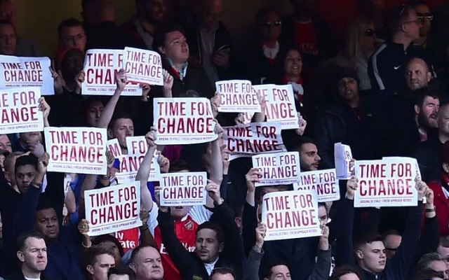 Wenger's Time Is Up At Arsenal 2