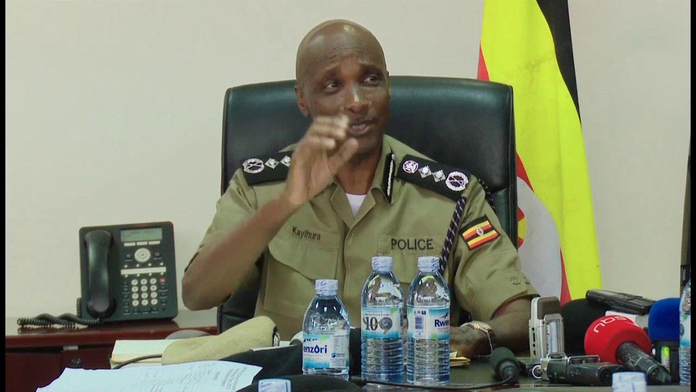 Gen Kale Kayihura Loses His IGP Seat - Newslibre