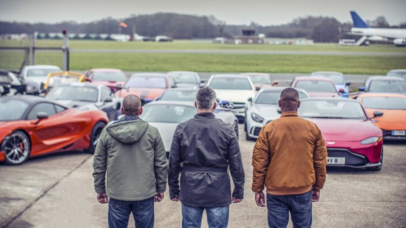 Top Gear is Back! And it's TOP GEAR Again | Newslibre.com