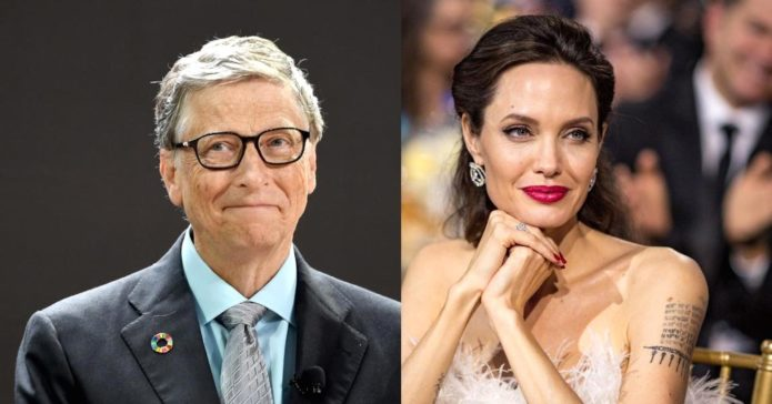 Al-RBill Gates & Angelina Jolie are the World's Most Admired People in 2018 | Newslibreasub