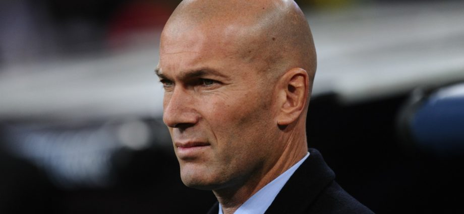 Real Madrid Manager Zinedine Zidane Resigns | Newslibre