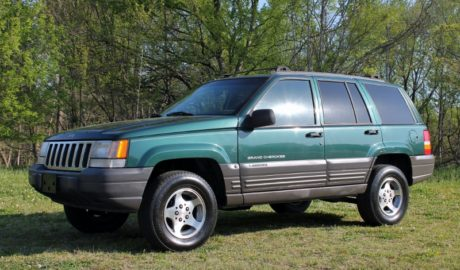 REVIEWS BY IAN PAUL: 1998 Jeep Grand Cherokee | newslibre.com